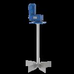Agitador industrial vertical VTR
