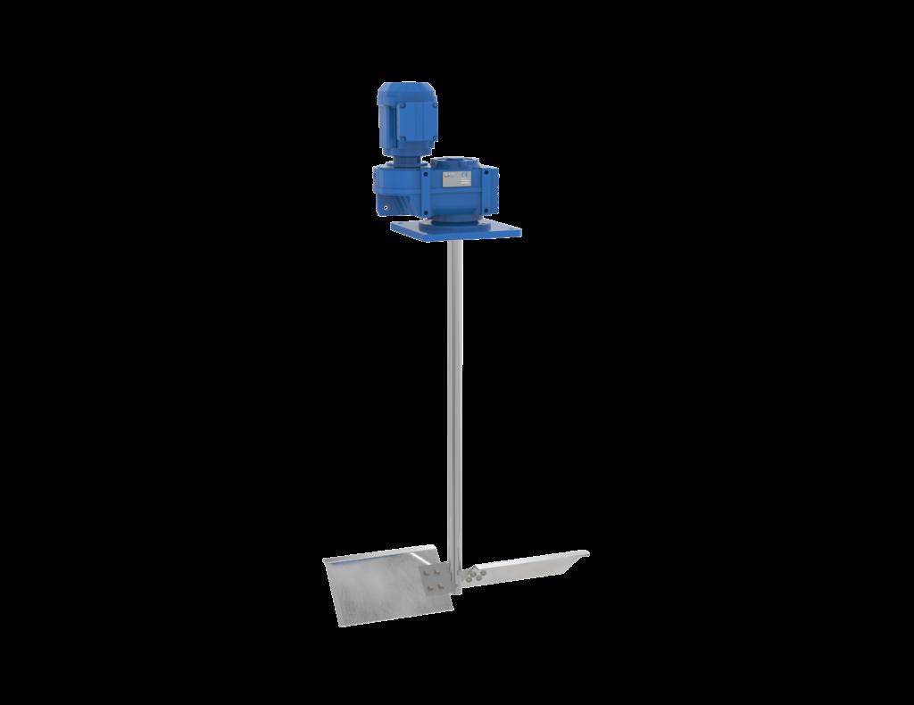 Agitador industrial vertical VFT