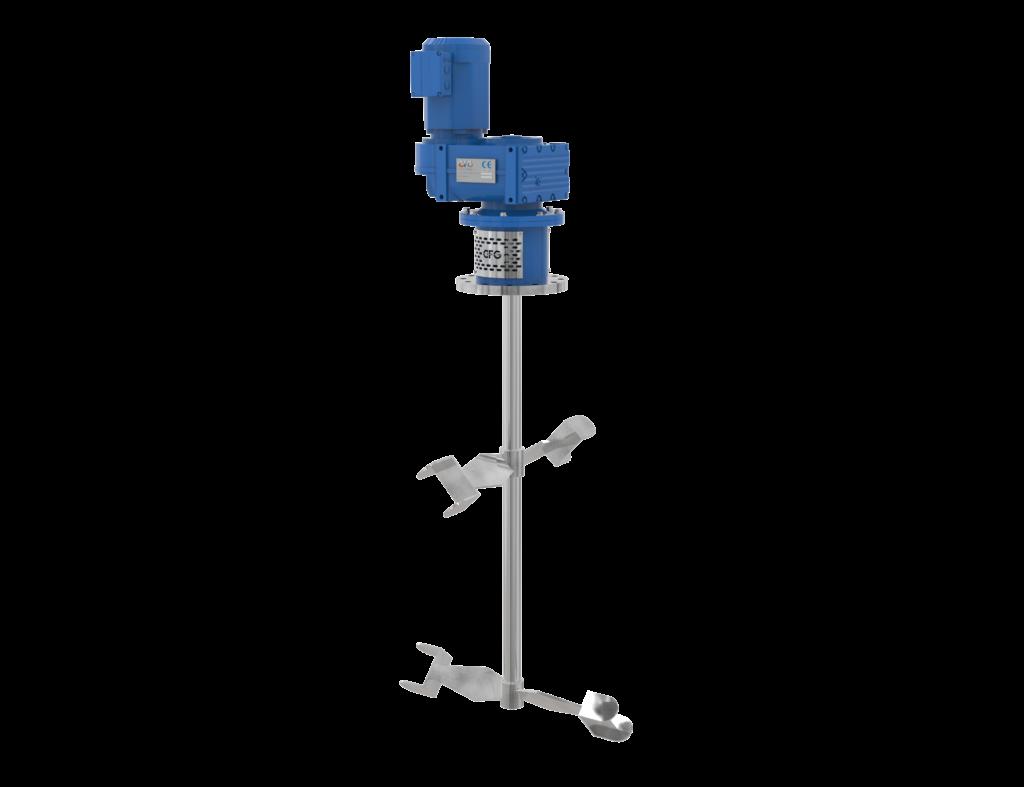 Agitador industrial vertical VDF