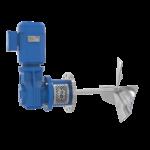 Agitador industrial horizontal HPS