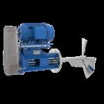 Agitador industrial horizontal HPP