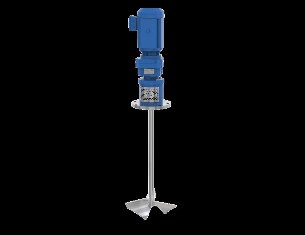 Agitador vertical serie VPP con linterna