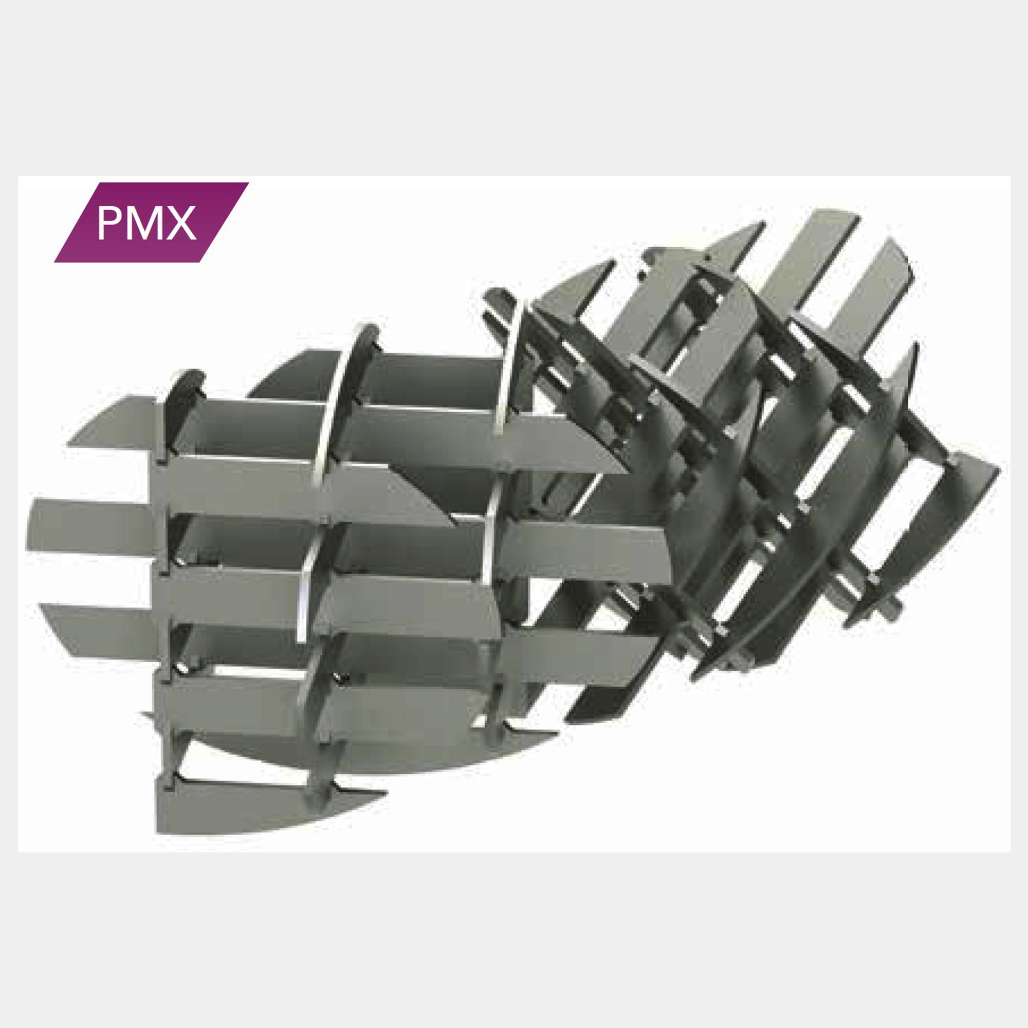 Mezclador estático PMX