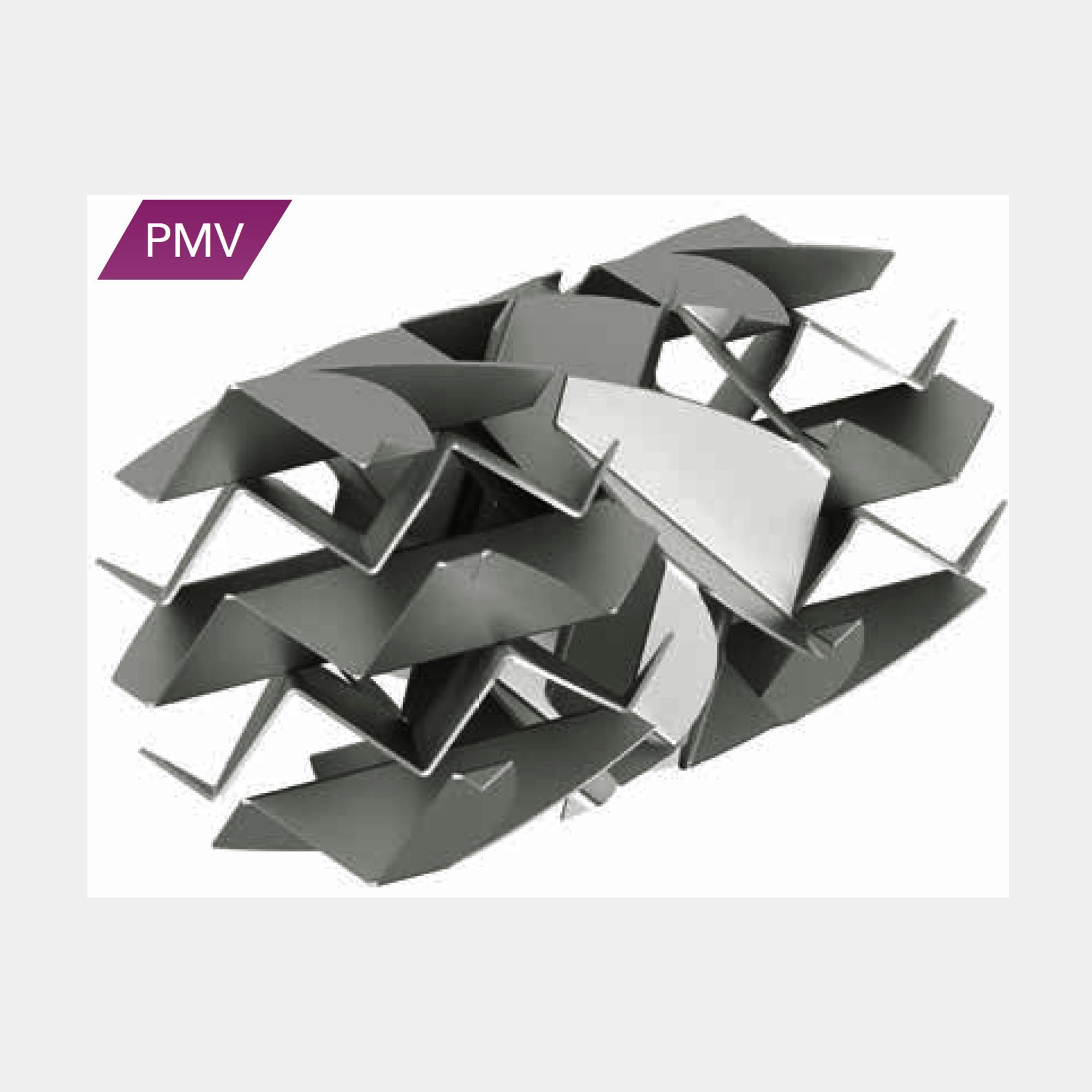 Mezclador estático PMV
