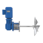 Side entry mixer HPS