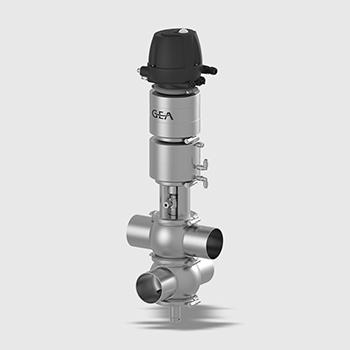 Válvulas de cierre a prueba de mezcla con elevación automática VARIVENT